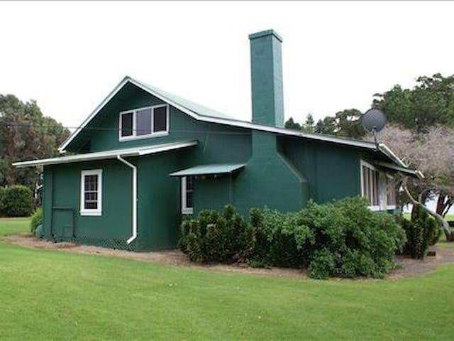 Kahuku Ranch Vacation Rentals - The Paniolo House - Naalehu - Haus