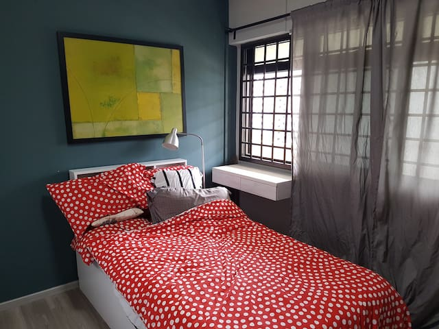Private Bedroom nearby Bukit Panjang Plaza