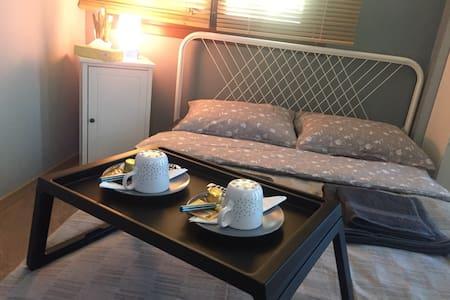 Nikos-Tania luxury apartment