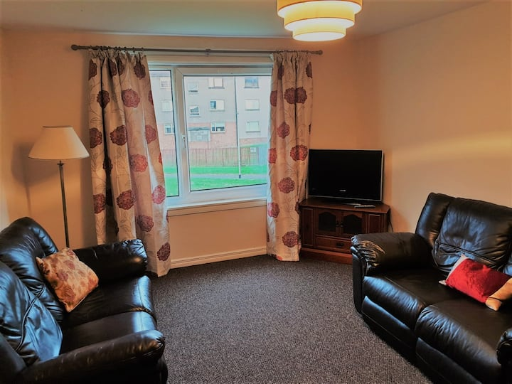 Lovely, bright modern 2 bed flat