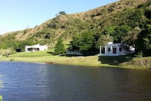 other cottages on the lake