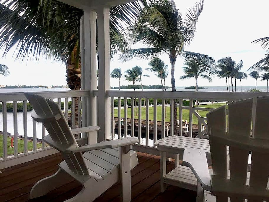 Relax on the Master bedroom balcony and take in the views