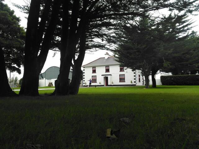Charming farmhouse Double Room #1aw - BriarHill  - House