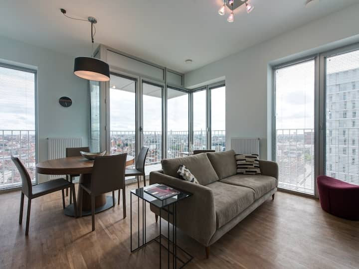 Double room design apartement & panoramic views