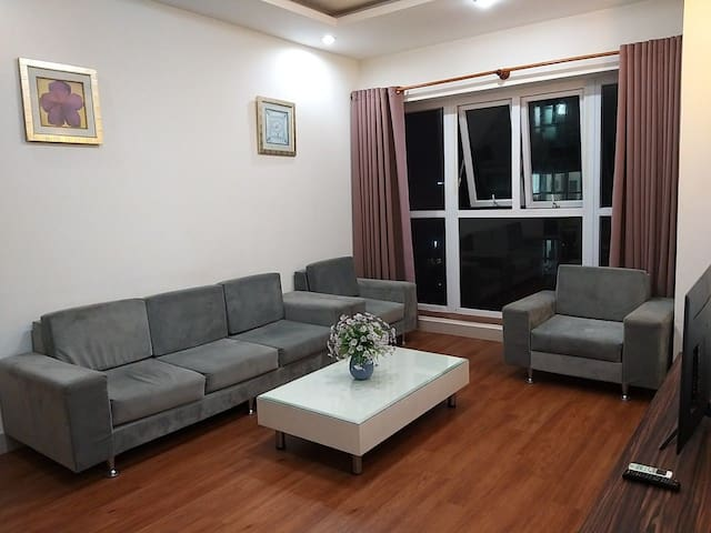 70Sqm one bedroom apartment at Danang Plaza