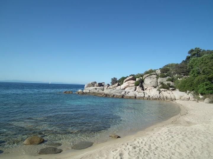 Appartement Corse du sud proche mer