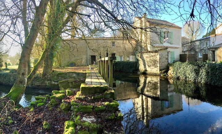 Moulin de la Fosse Gites - Cottage 1
