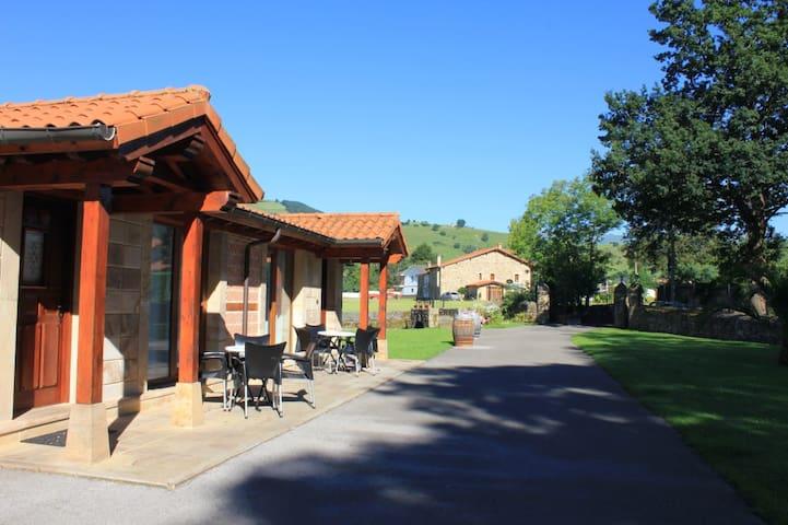 """Apartamento rural completo """"Parque de Cabárceno"""" - Villacarriedo - Haus"""