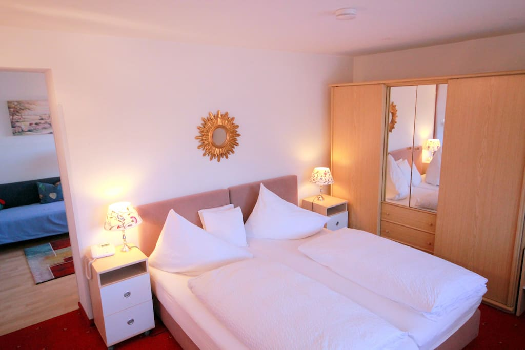 Bsp. Schlafzimmer / eg sleeping room