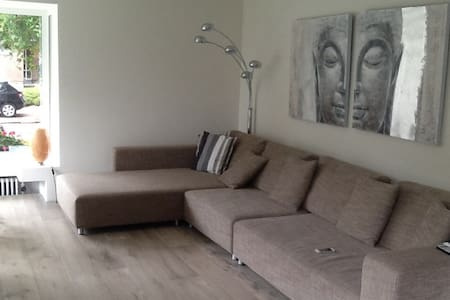 Beautiful cozy house in calm neighbourhood - Grimbergen