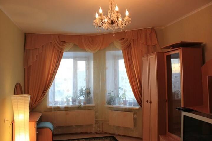 Квартиры посуточно в Надыме - Nadym - Apartemen