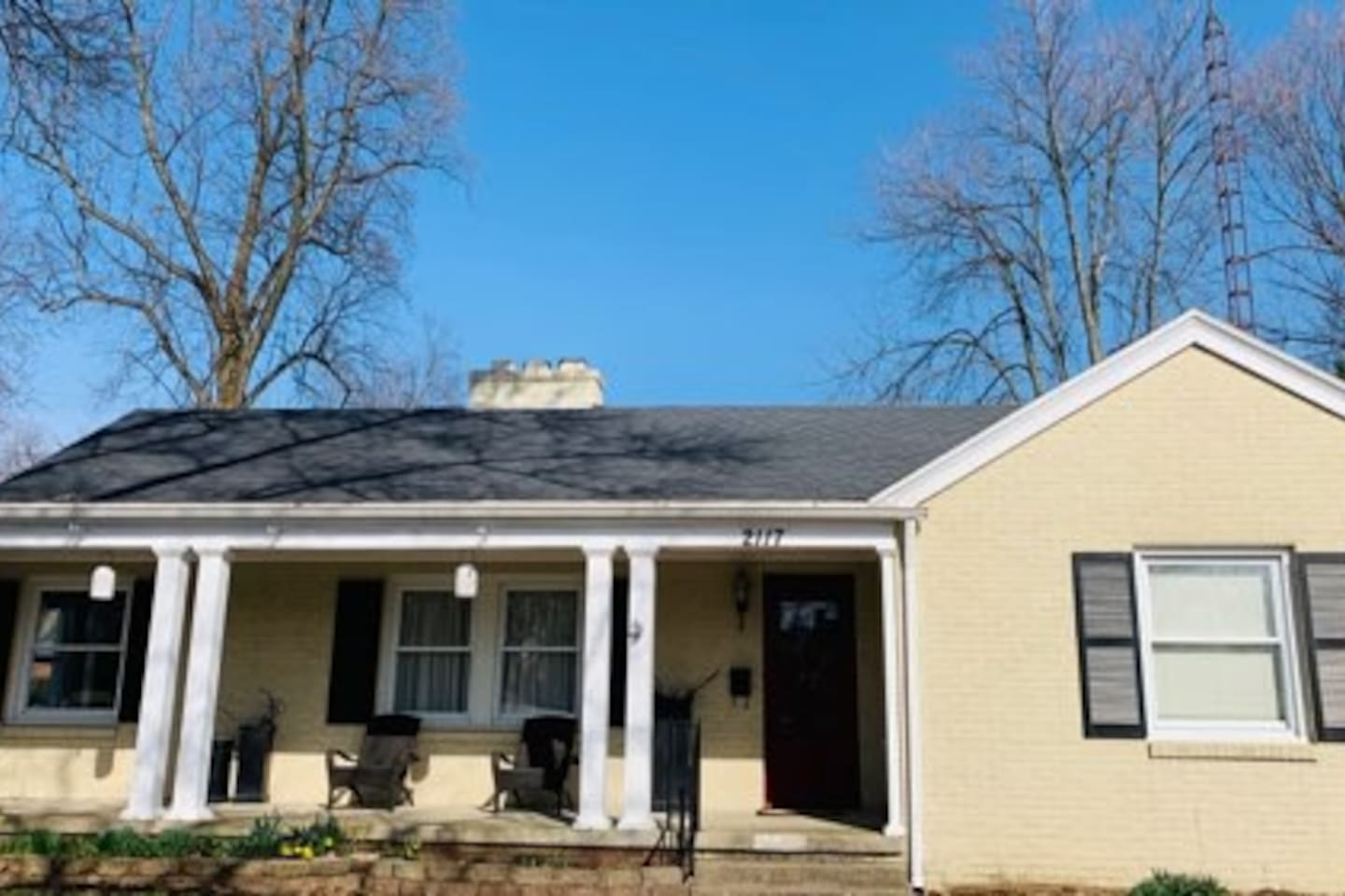 Nice brick home with mature trees, centrally located in Owensboro. Very nice neighborhood.