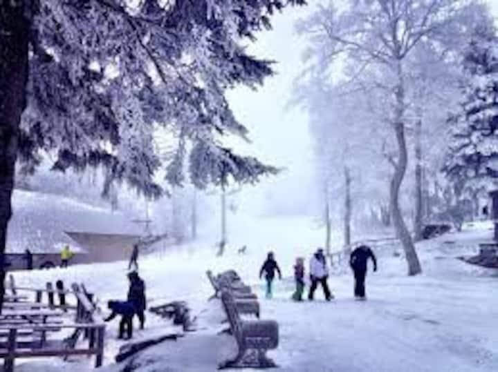 Beech Mountain Ski Suite