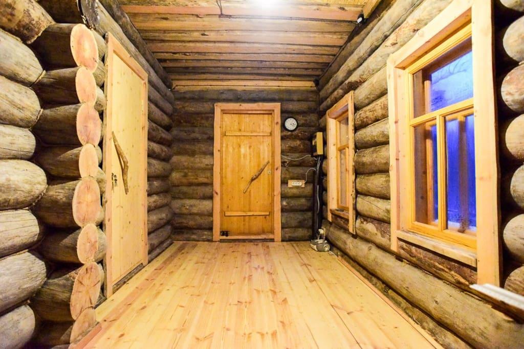 русский дом, деревянный дом, дом в лесу