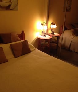 Peaceful Double + Parking Nr Gatwick - Horsham - 家庭式旅館