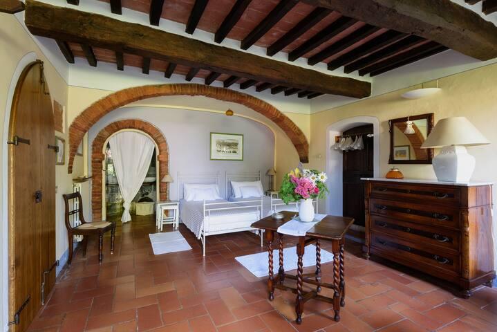 Villa Vignacce - habitación family