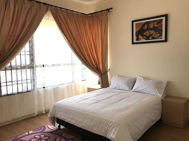 ❤️ Heart of Kajang. Free WiFi. - Kajang  - Apto. en complejo residencial