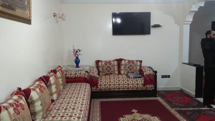 Appartement meublé  spacieux