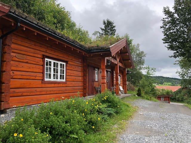 Buan Gård, Ørneredet