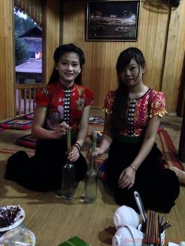 Homestay Quang Hien Mu cang chai