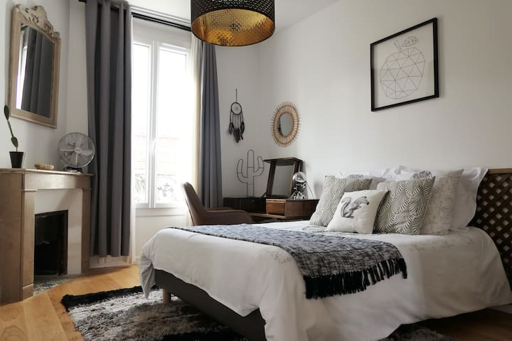 Cozy apartment, fully equipped - Paris La Défense