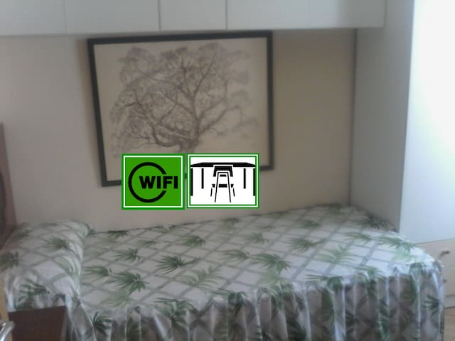 Private Room. 1 Person. WiF.i Good Comunicated. - San Juan de Aznalfarache - Appartement
