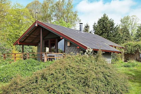 Sunlit Holiday Home with Barbecue in Vordingborg
