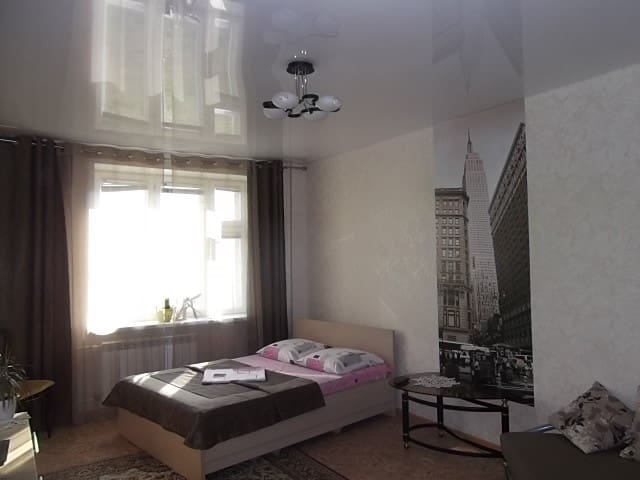 1 комнатная квартира в новом доме - Naberezhnye Chelny - Lägenhet