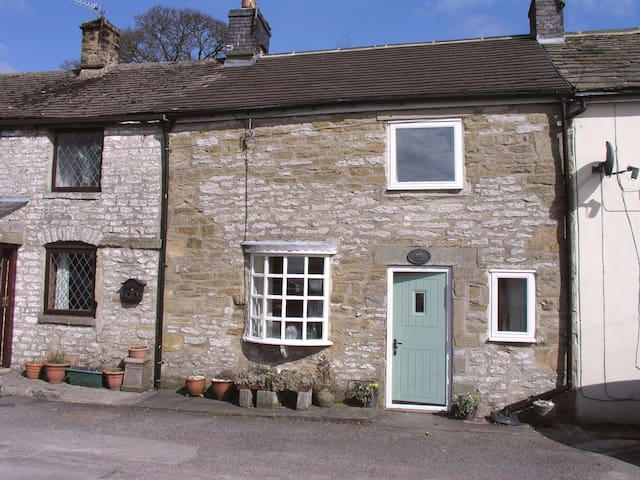 A charming little cottage set in a lovely village.