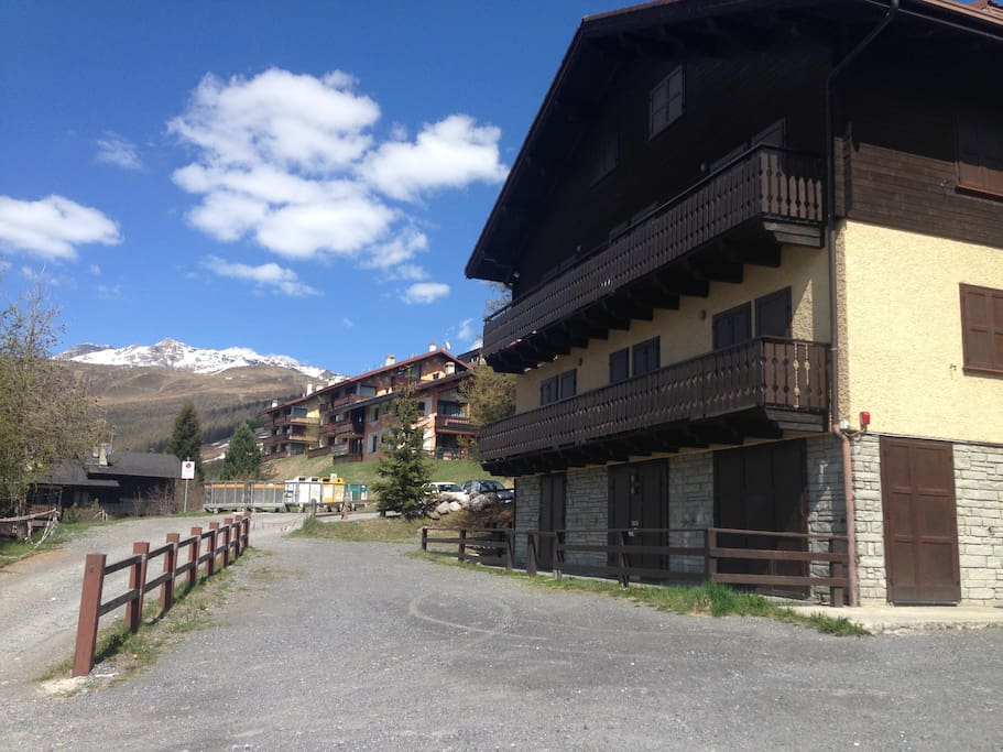 Residence - Area esterna (1) / Residence - External area