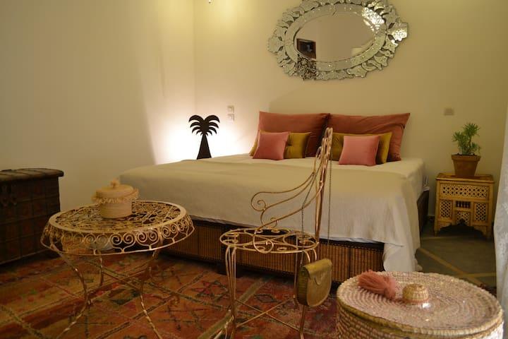 Riad Lalla Manoush chambre ANNAROZE