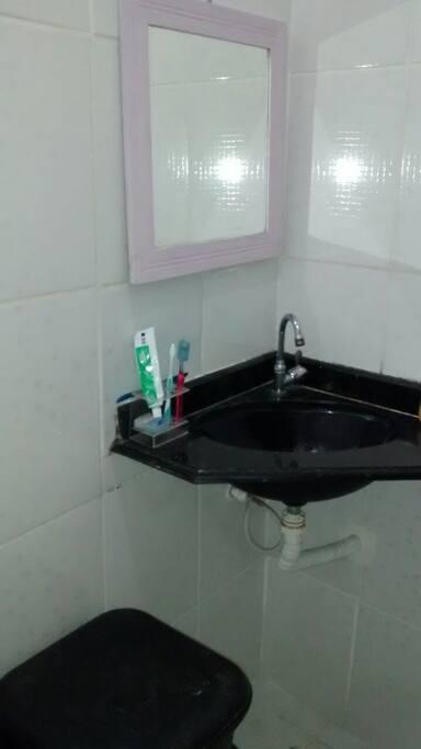 Banheiro de uso comum