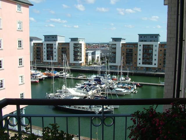 En-suite Room with Marina Views