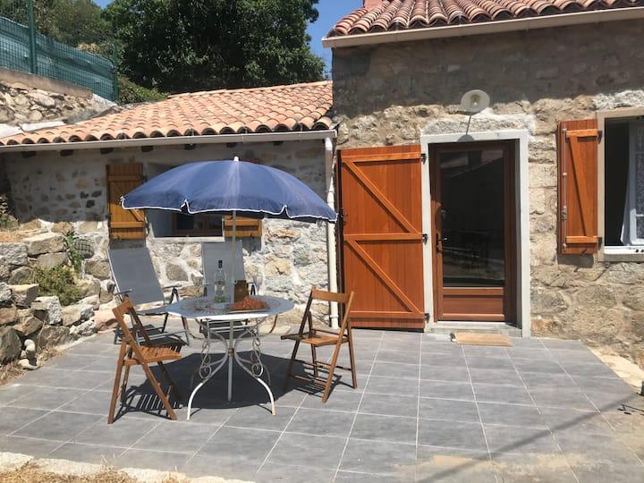 Petite maison de village - Levie  - Corse - 2 pers
