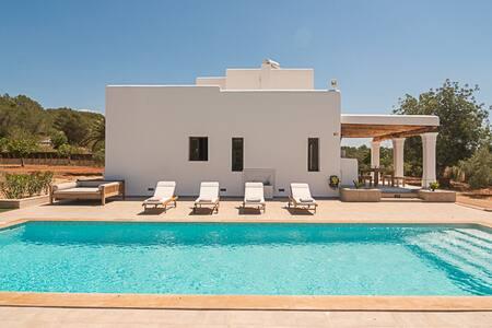 Private villa Can Paloma - Ibiza