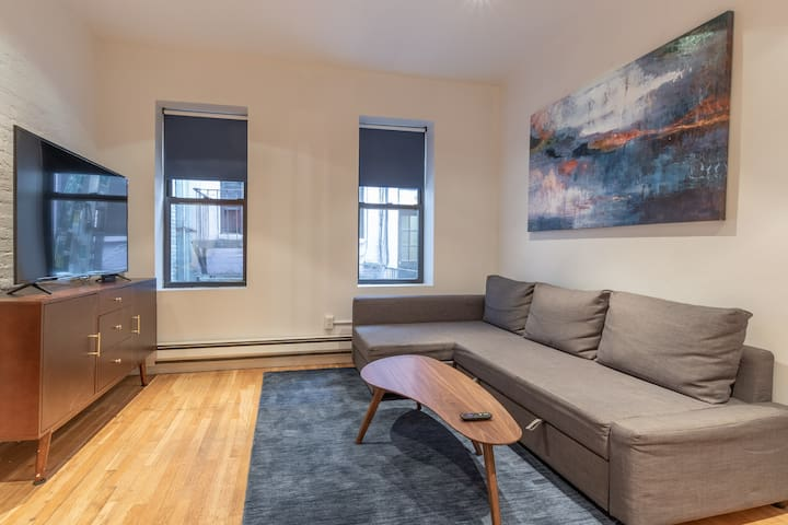 Soho 1 Bedroom Apartment Near Tons of Restaurants