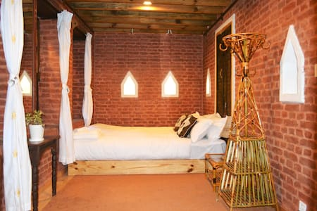 Awesome Double Bed Room - Patan - Bed & Breakfast