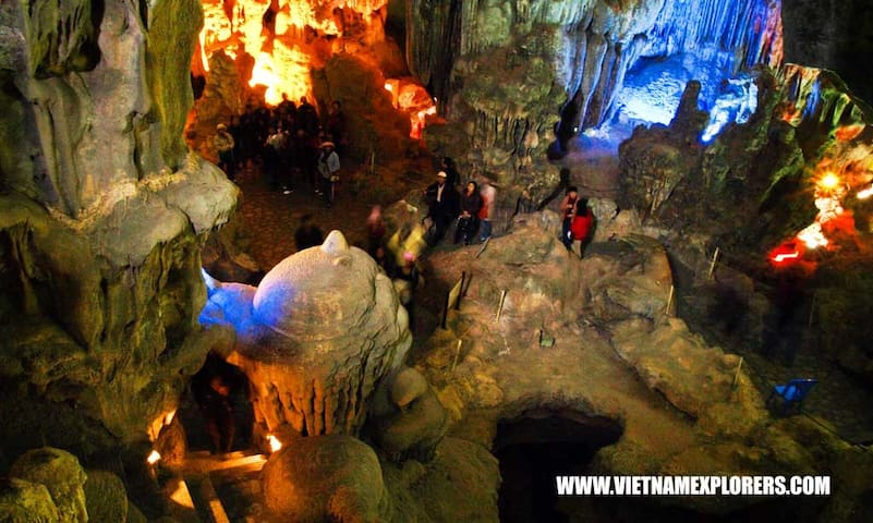 Discount Halong bay day tour pick up in Hai Phong