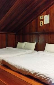 Cozy Japanese style sleeping room - Kundasang, Ranau - Bed & Breakfast