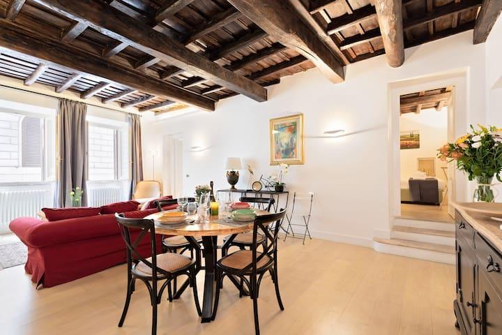 Trevi Luxury Apartment - Per 4 persone!