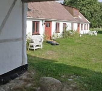 Room for 2, farmhouse on Orø Island - Holbæk