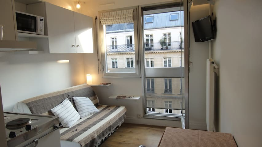 Apartment close to Eiffel Tower (Trocadero)