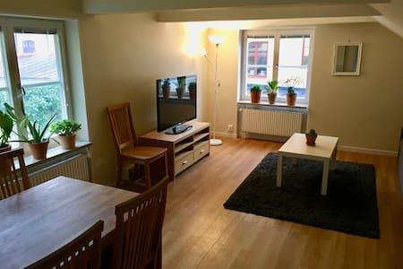Lägenhet i Visby innerstad - Visby - Byt