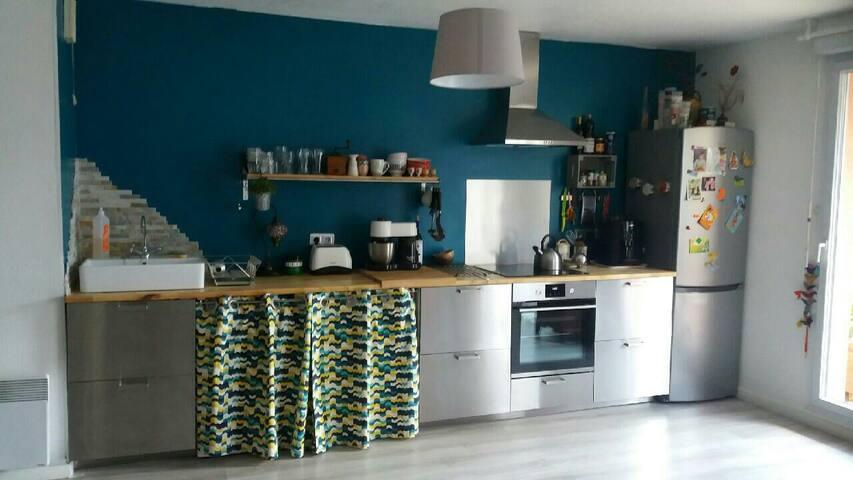 Bel appartement à deux pas du centre de Bordeaux