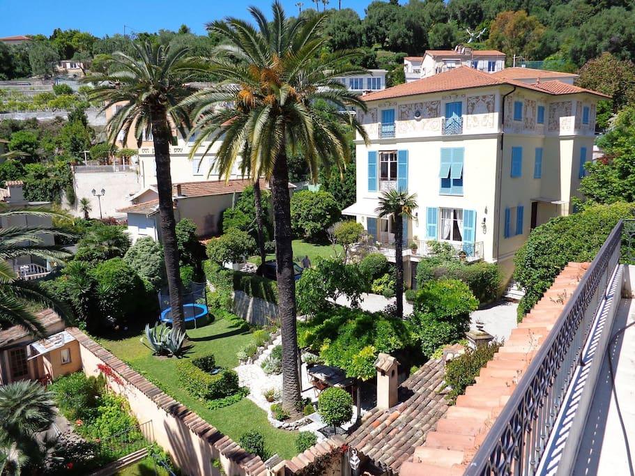 Charming chambre appartements louer beaulieu sur mer - Chambre d hote beaulieu sur mer ...