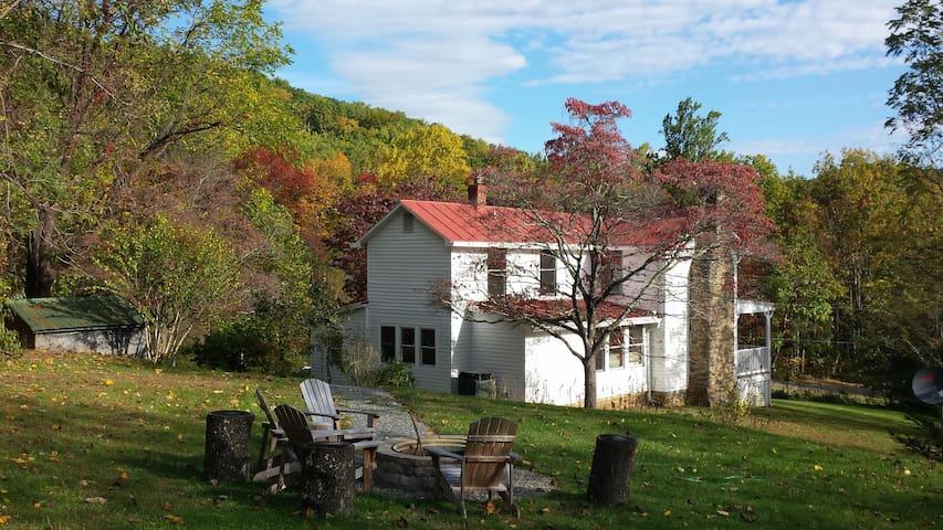 Fabulous Farmhouse - Escape to the Blue Ridge