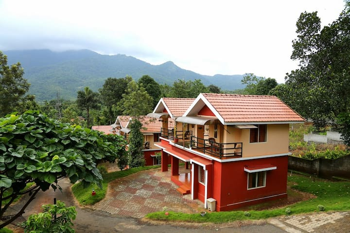 4 bed room villa in vythiri - Vythiri - Byt