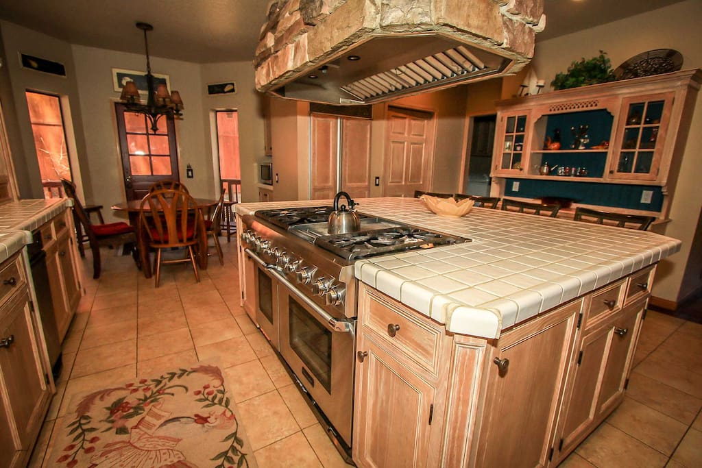 Stainless Appliances Including A Dishwasher