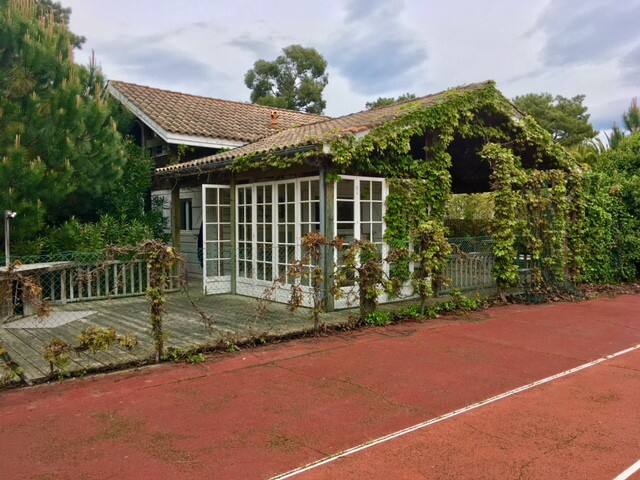 Cap Ferret Villa à 80m du bassin+terrain de tennis