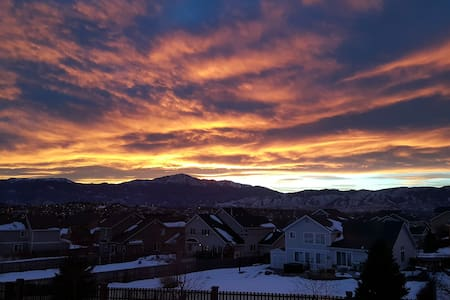 Condo with an incredible view! - Colorado Springs